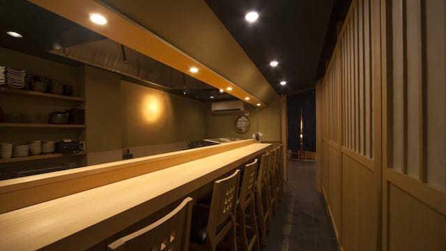 Yakitori Torishin Select Counter