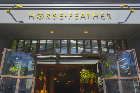 Horsefeather