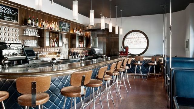 1. The Grey Restaurant