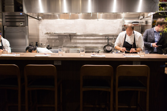 Dialogue Restaurant