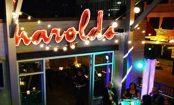 Harold's Restaurant Bar and Terrace