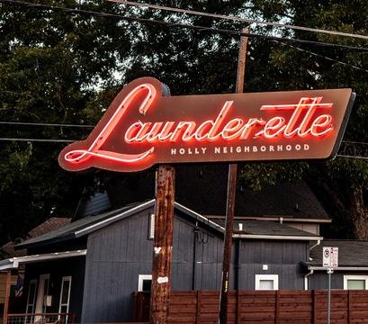 8. Launderette
