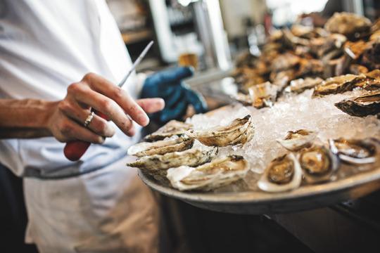 Hog Island Oyster Co. - San Francisco