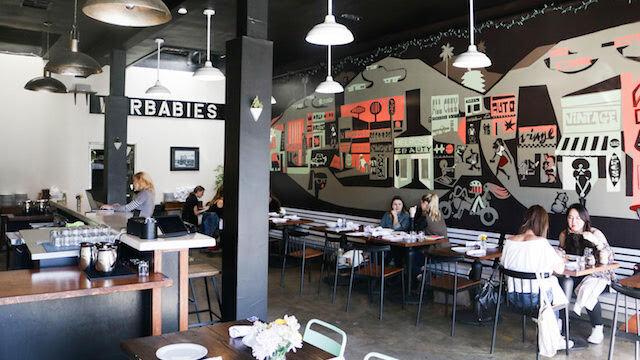 Blackbird Pizza Shop