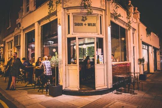 7. Sager + Wilde Wine Bar