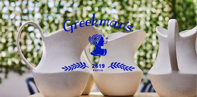 1. Greekman's (by Freedman's)