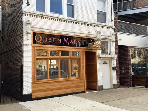 1. Queen Mary Tavern