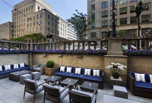 Precinct Kitchen + Bar at Loews Boston Hotel