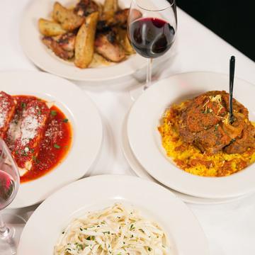 The Village at the Italian Village Restaurants