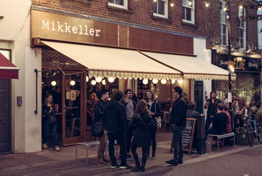 Mikkeller Brewpub London