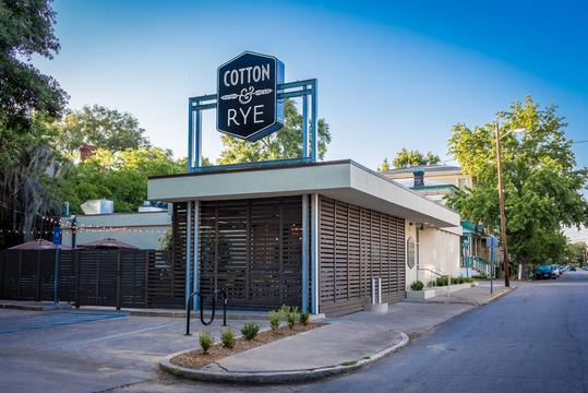 5. Cotton & Rye