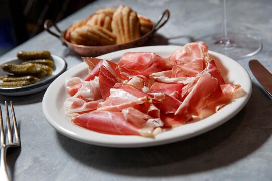 & Sons Ham Bar