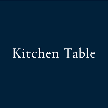 1. Kitchen Table