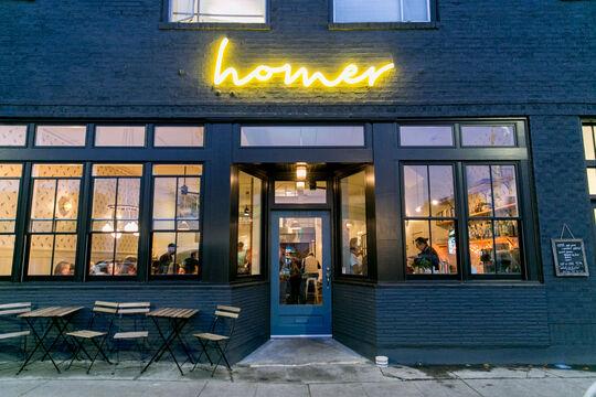 Restaurant Homer