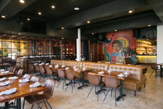 Madre Restaurant and Mezcaleria