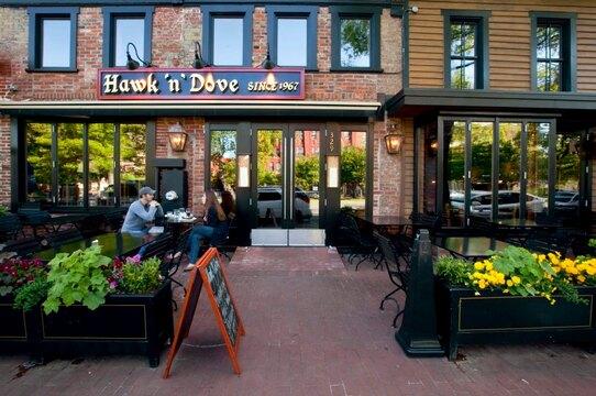 Hawk 'n' Dove
