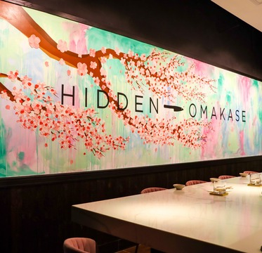 Hidden Omakase