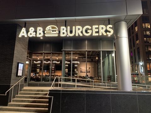 A&B Burgers - Boston