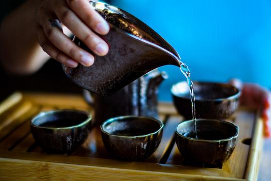 West China Tea