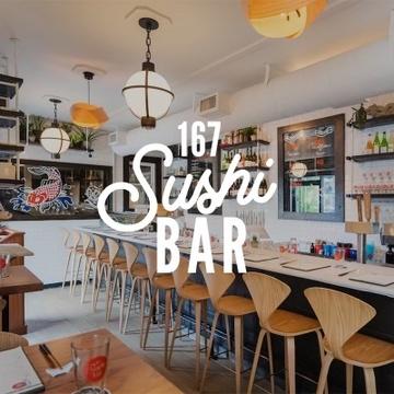 167 Sushi Bar
