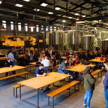 Barebottle Brewing Co. San Francisco