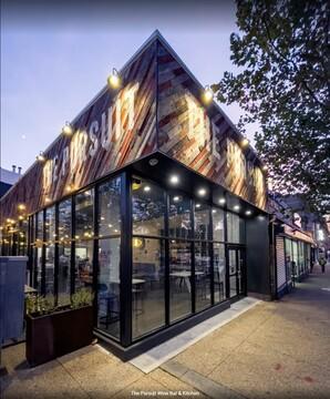 The Pursuit Wine Bar & Kitchen