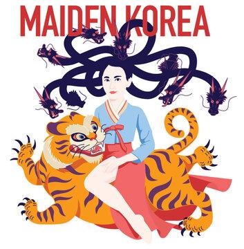 Maiden Korea