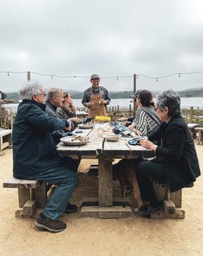 Hog Island Oyster Co. Farm Tours