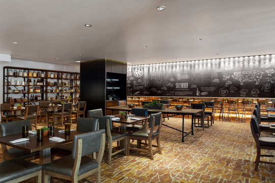 Saltwood – Charcuterie & Bar at Loews Atlanta Hotel