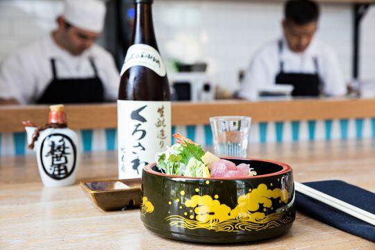 Sushi-Wa Izakaya