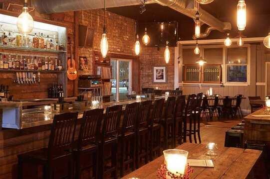 6. Reclaimed Bar & Restaurant