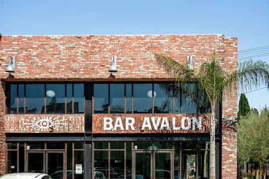 Bar Avalon - LA