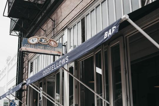 Oddfellows Cafe + Bar
