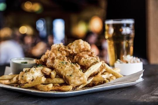 8. Rock Bottom Brewery Restaurant - Chicago
