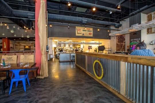 Driftwood Kitchen + Bar