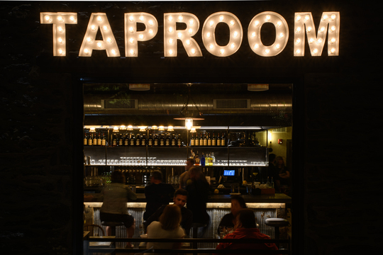 Chestnut Hill Brewing Company Taproom